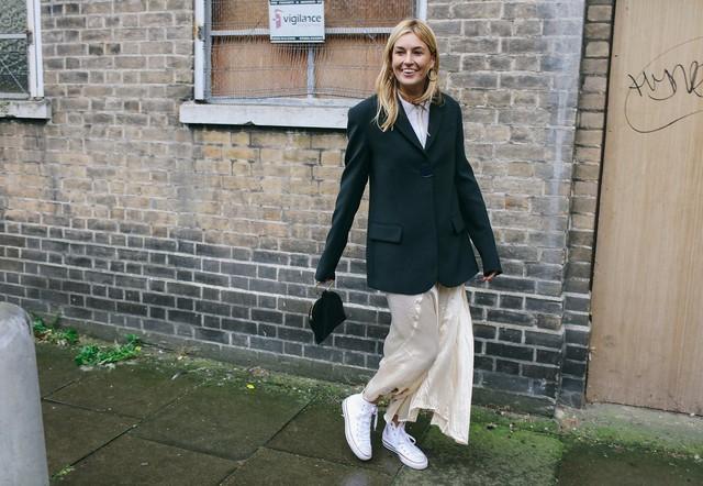 Tăm tia thời trang đường phố London cực chất và cá tính - Ảnh 20.