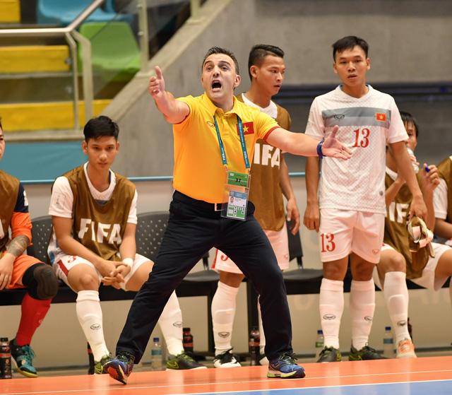 HLV Bruno Formoso chia tay ĐT futsal Việt Nam - Ảnh 3.