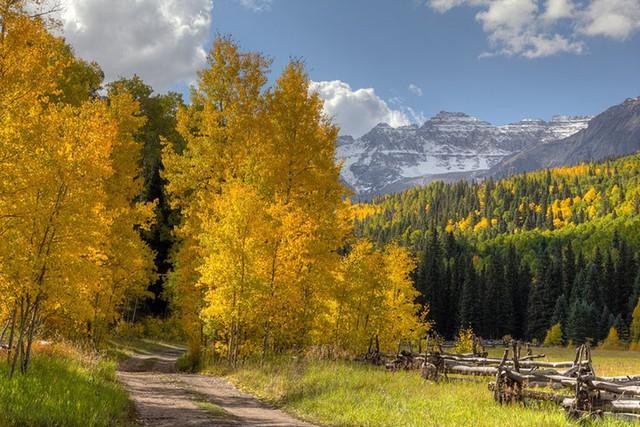 Những vùng đất có mùa thu đẹp nhất nước Mỹ - Ảnh 11.