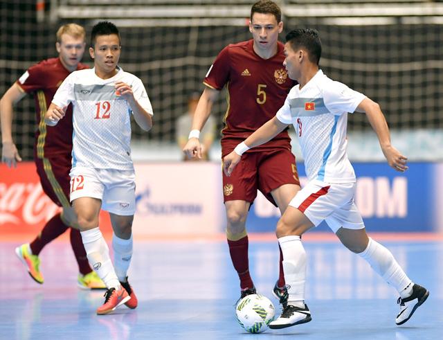 HLV Bruno: Tuyển futsal Việt Nam đã cố hết sức - Ảnh 2.
