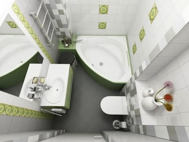 11 ý tưởng thiết kế thông minh cho phòng tắm nhỏ - Ảnh 8.