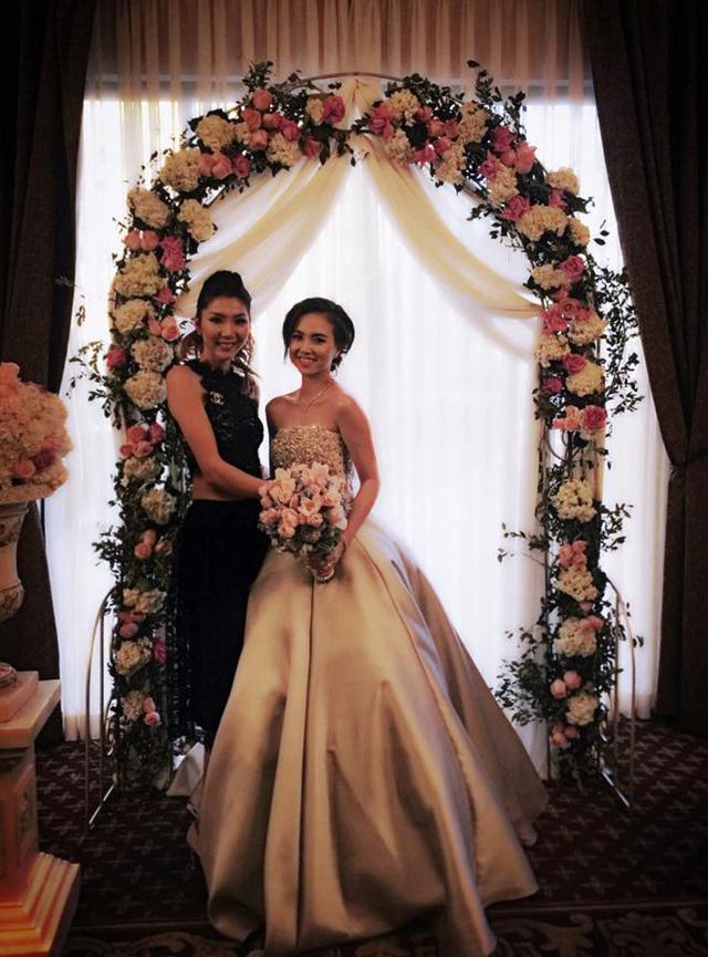 Victor Vũ và Đinh Ngọc Diệp bí mật kết hôn ở Mỹ - Ảnh 1.