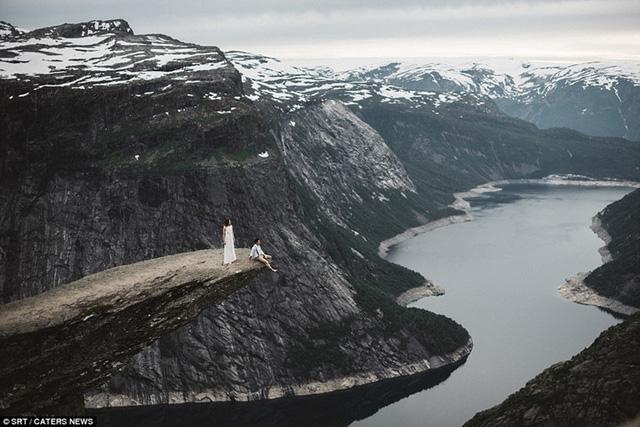 Ngất ngây với những địa điểm chụp ảnh cưới đẹp nhất thế giới - Ảnh 2.