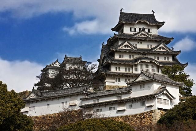 Chiêm ngưỡng 11 tòa lâu đài lộng lẫy nhất Nhật Bản - Ảnh 4.