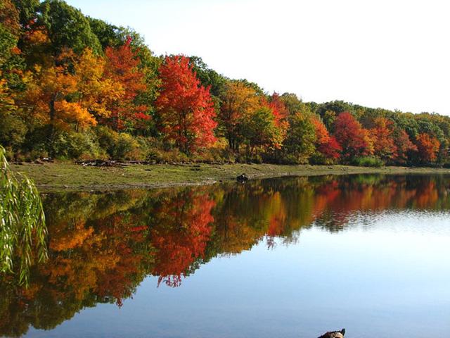Những vùng đất có mùa thu đẹp nhất nước Mỹ - Ảnh 13.