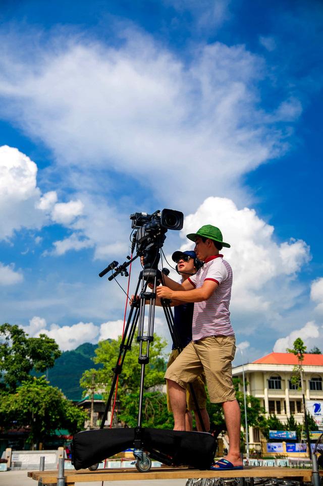 LHTHTQ 36: Gần 200 tác phẩm tham dự cuộc thi ảnh Những người làm truyền hình - Ảnh 2.