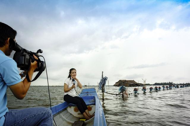 LHTHTQ 36: Gần 200 tác phẩm tham dự cuộc thi ảnh Những người làm truyền hình - Ảnh 6.