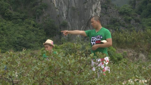 Bố ơi! Mình đi đâu thế?: Những bất ngờ mới trên đảo Thiên đường - Ảnh 3.