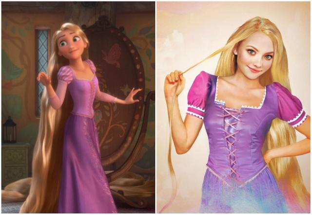 Khi nhan sắc của các công chúa Disney được đưa ra ngoài đời thực - Ảnh 3.