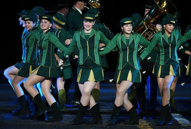 Nga: Đặc sắc Liên hoan Quân nhạc quốc tế tại Moscow - Ảnh 4.
