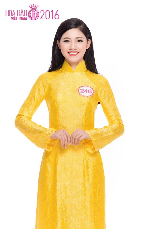 6 gương mặt được kỳ vọng làm nên chuyện tại CK Hoa hậu Việt Nam 2016 - Ảnh 15.