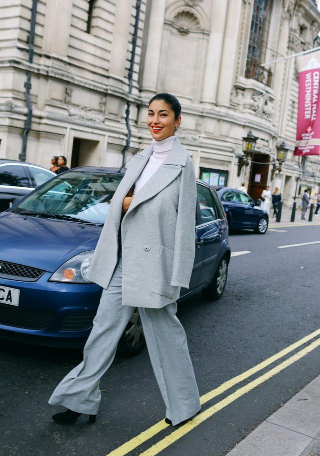 Tăm tia thời trang đường phố London cực chất và cá tính - Ảnh 29.