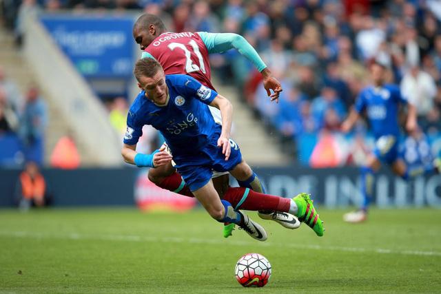 Leicester City và bài toán phong độ của Jamie Vardy - Ảnh 1.