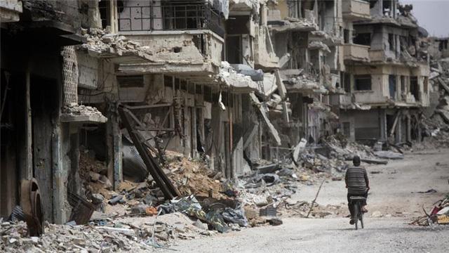 Rò rỉ nội dung thỏa thuận Nga - Mỹ về Syria - Ảnh 1.