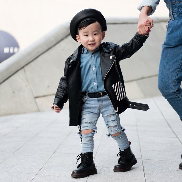 Tuần lễ thời trang Hàn Quốc: Trẻ con chất lừ không thua gì người lớn! - Ảnh 3.