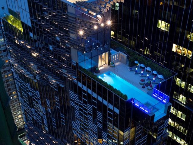 Những khách sạn có hồ bơi ấn tượng nhất hành tinh - Ảnh 12.