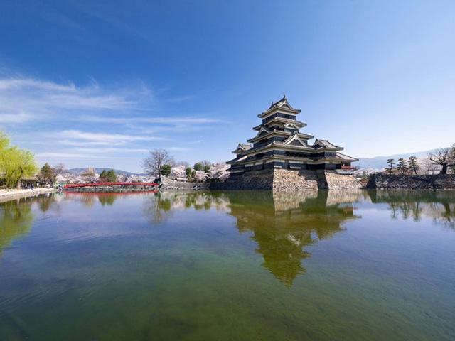 Chiêm ngưỡng 11 tòa lâu đài lộng lẫy nhất Nhật Bản - Ảnh 5.