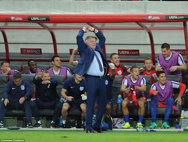 Slovakia 0-1 Anh: Lallana cứu rỗi Big Sam ở giây cuối cùng - Ảnh 3.