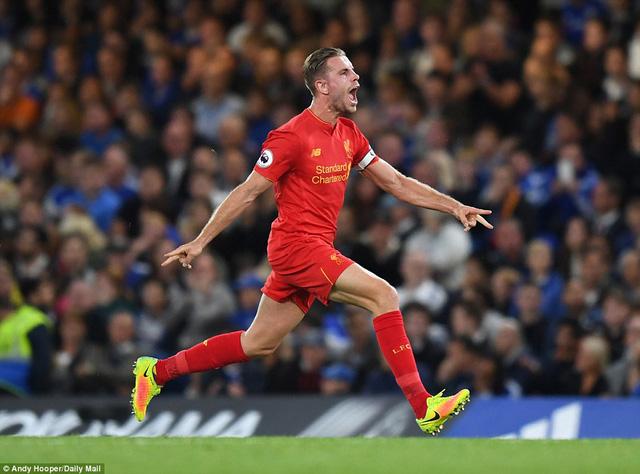 Liverpool xuất sắc đánh bại Chelsea ngay tại Stamford Bridge - Ảnh 1.