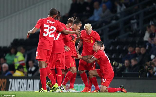 VIDEO, Derby County 0-3 Liverpool: Tiếp đà thăng hoa - Ảnh 1.