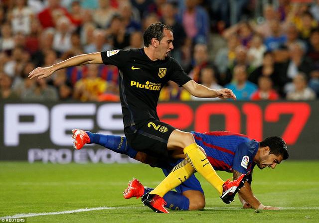 VIDEO, Barcelona 1-1 Atl Madrid: Kép phụ lên tiếng! - Ảnh 1.