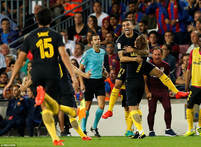 VIDEO, Barcelona 1-1 Atl Madrid: Kép phụ lên tiếng! - Ảnh 2.