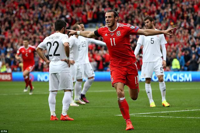 VIDEO, Xứ Wales 1-1 Georgia: Chỉ mình Bale là chưa đủ! - Ảnh 1.