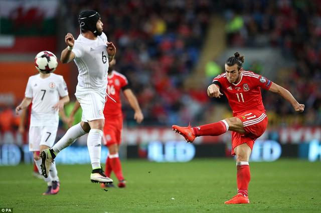 VIDEO, Xứ Wales 1-1 Georgia: Chỉ mình Bale là chưa đủ! - Ảnh 2.