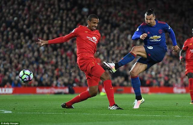 VIDEO, Liverpool 0-0 Man Utd: Người hùng De Gea - Ảnh 1.