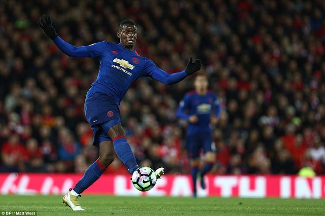 Chấm điểm sau trận Liverpool - Man Utd: Pogba nhạt nhòa, De Gea chói sáng - Ảnh 2.
