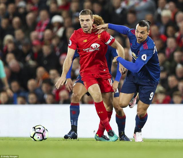Chấm điểm sau trận Liverpool - Man Utd: Pogba nhạt nhòa, De Gea chói sáng - Ảnh 3.