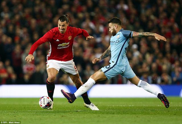 VIDEO, Man Utd 1-0 Man City: Khoảnh khắc ngôi sao - Ảnh 2.