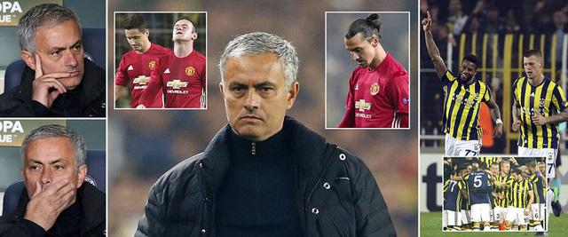 Kết quả lượt trận thứ 4 vòng bảng Europa League: Man Utd thất bại trước Fenerbahce - Ảnh 1.