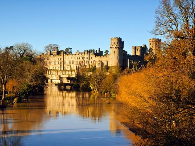 Những lâu đài có kiến trúc đẹp như trong truyện cổ tích - Ảnh 5.