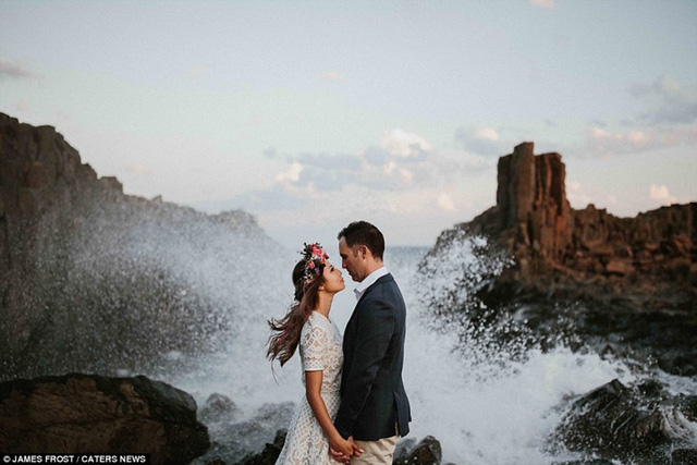 Ngất ngây với những địa điểm chụp ảnh cưới đẹp nhất thế giới - Ảnh 4.