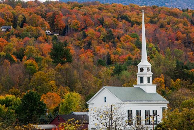 Những vùng đất có mùa thu đẹp nhất nước Mỹ - Ảnh 4.