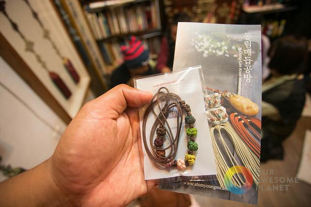 Những nút thắt truyền thống của Hàn Quốc - Ảnh 4.