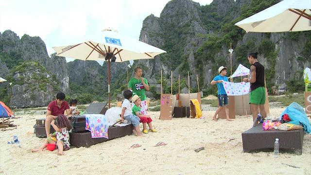 Bố ơi! Mình đi đâu thế?: Những bất ngờ mới trên đảo Thiên đường - Ảnh 8.