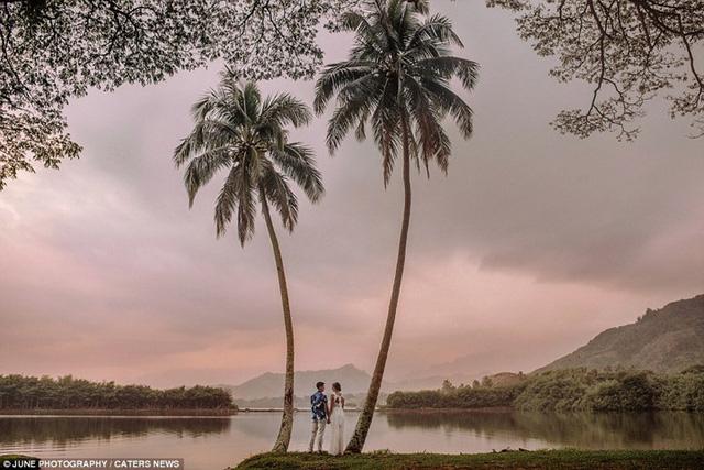 Ngất ngây với những địa điểm chụp ảnh cưới đẹp nhất thế giới - Ảnh 5.