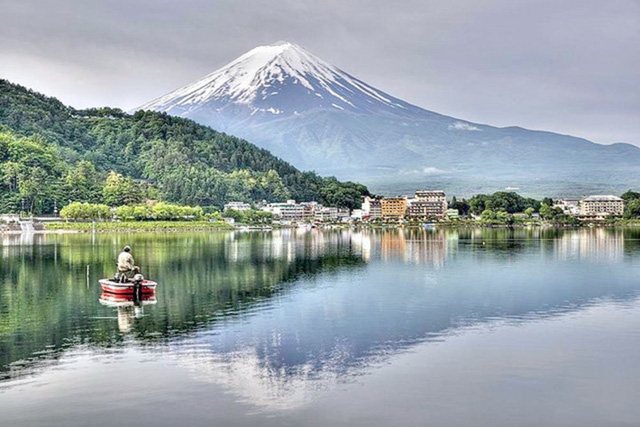 Ngất ngây với những điểm chụp ảnh đẹp nhất Nhật Bản - Ảnh 7.