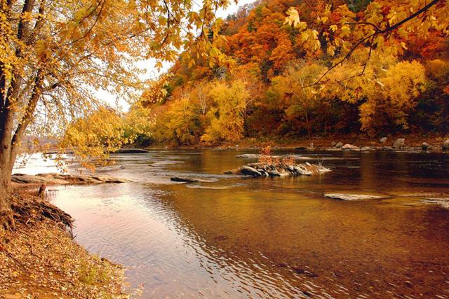 Những vùng đất có mùa thu đẹp nhất nước Mỹ - Ảnh 5.