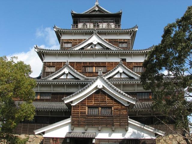 Chiêm ngưỡng 11 tòa lâu đài lộng lẫy nhất Nhật Bản - Ảnh 7.