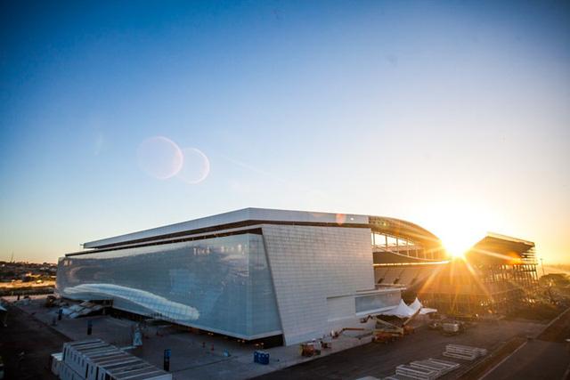 12 sân vận động đẹp nhất thế giới từng tổ chức Olympic - Ảnh 8.