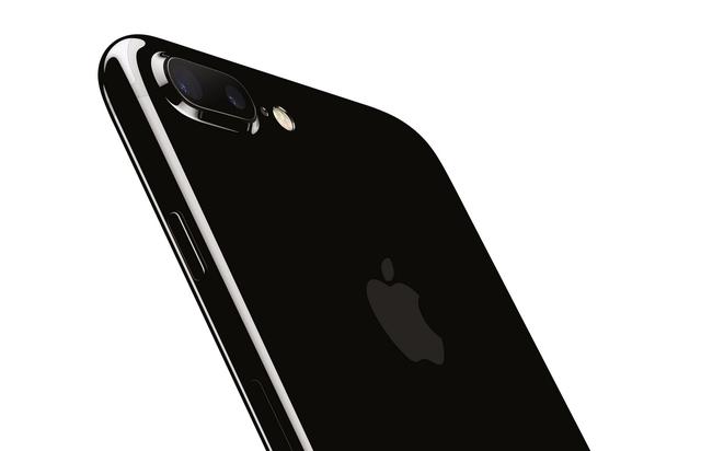 Cận Cảnh Iphone 7 Iphone 7 Plus Phiên Bản Màu đen Mới Cực