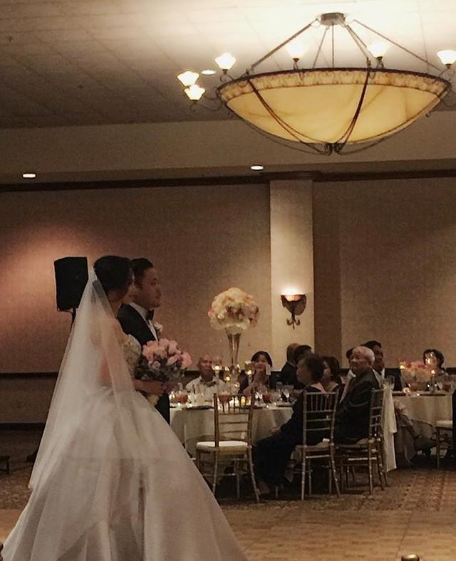 Victor Vũ và Đinh Ngọc Diệp bí mật kết hôn ở Mỹ - Ảnh 4.