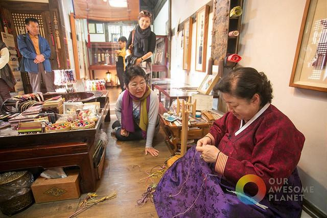 Những nút thắt truyền thống của Hàn Quốc - Ảnh 6.
