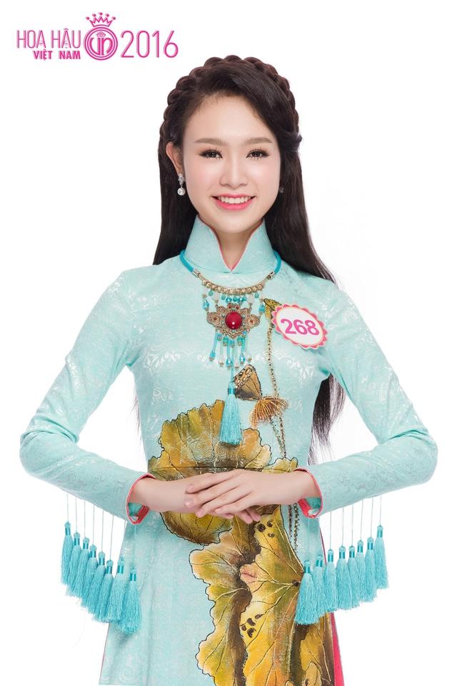 6 gương mặt được kỳ vọng làm nên chuyện tại CK Hoa hậu Việt Nam 2016 - Ảnh 11.