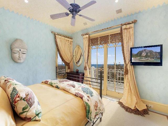 Phòng ngủ theo chủ đề bãi biển hút mắt trẻ thơ - Ảnh 4.