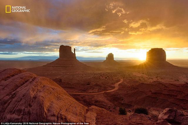 Thiên nhiên hoang dã đẹp mê hoặc trong ảnh của National Geographic - Ảnh 11.
