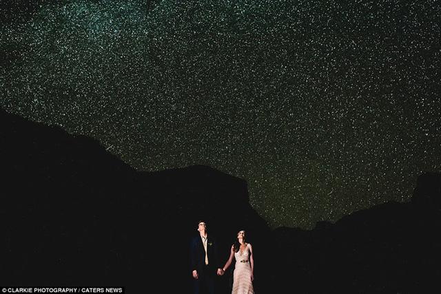 Ngất ngây với những địa điểm chụp ảnh cưới đẹp nhất thế giới - Ảnh 6.